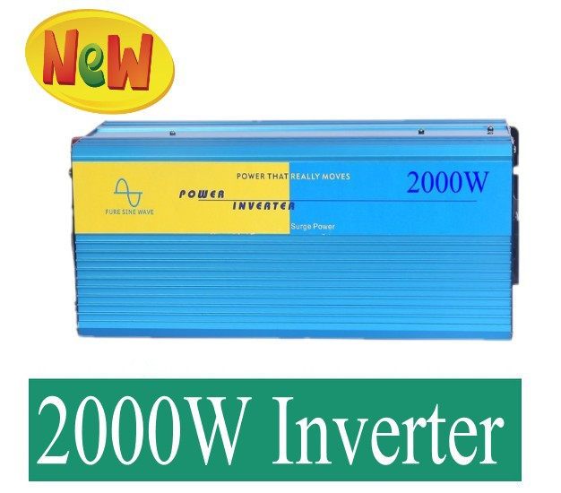 48V 2000W Off-grid Pure Sine Wave Wind Inverter For Wind Energy System ,Output 100-240Vac 50Hz/60Hz,Two year Warranty(China (Mainland))