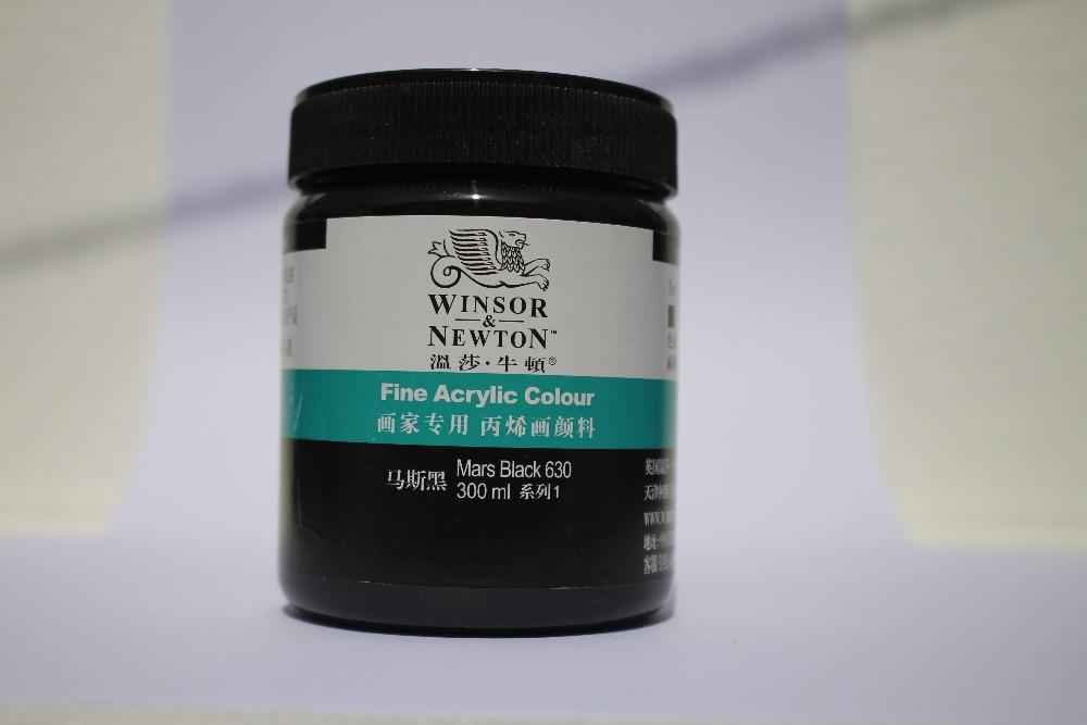 Акриловая краска Winsor&newton 300 & 300ml/bottle акварель winsor