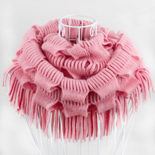 hot sell!!Fashion knitted soft solid very warm cashmere women winter scarf 11 colors black red pink yellow white brown