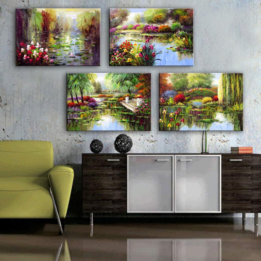 Estanque de pinturas al leo compra lotes baratos de for Pintura para estanques
