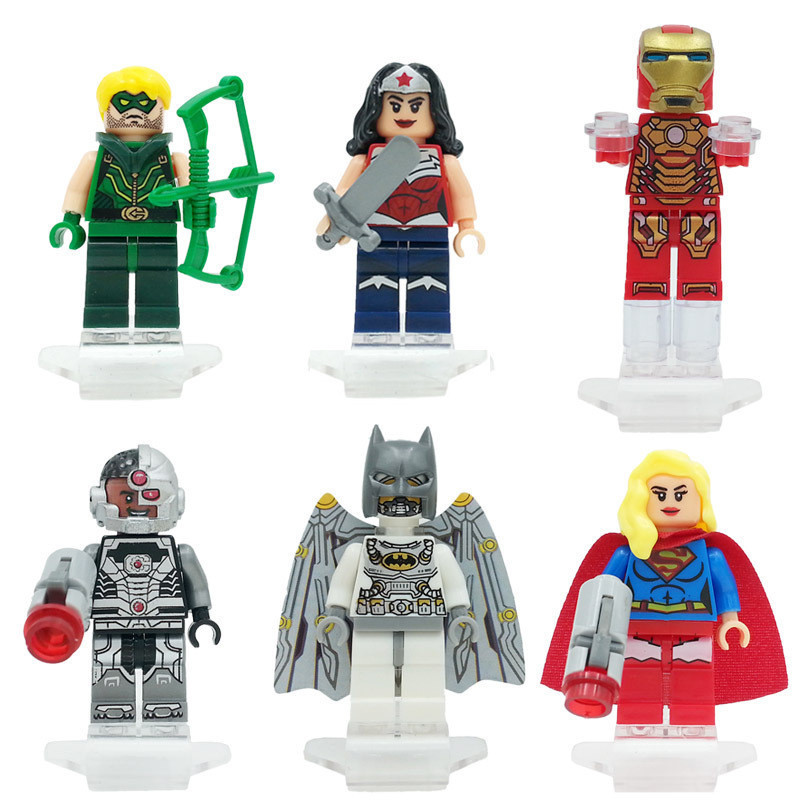 8pcs/lot Marvel Avengers 2 Age Of Ultron Figures Building Blocks Sets Model Minifigures Bricks Classic Toys For Children Gift(China (Mainland))