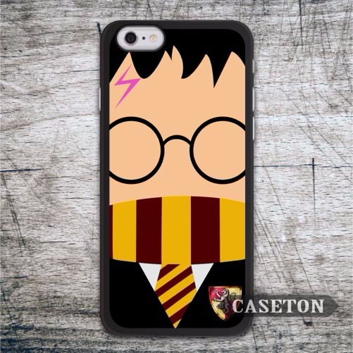 Lovely Cute Harry Potter Case For iPhone 7 6 6s Plus 5 5s SE 5c and For iPod 5 High Quality Ultra Cover Global Wholesale