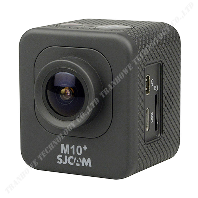 Free Shipping!Original SJCAM M10+ 2K GYRO SPORT ACTION CAMERA WIFI NTK96660 CPU +Extra 1pcs Battery+Battery Charger+32GB SD Card