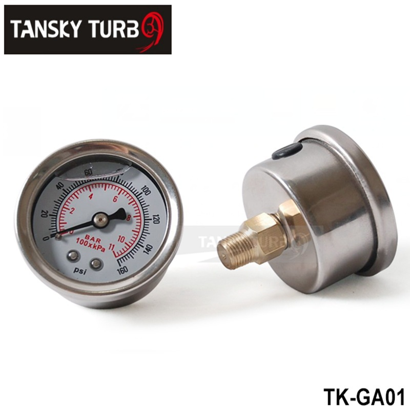 how to use fuel pressure gauge
