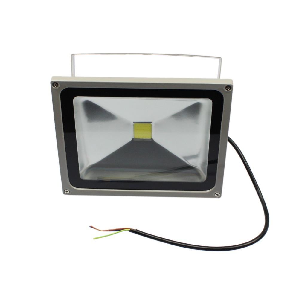 GoesWell FEDEX Free Shipping LED Flood 30W AC85-265V 2400lm IP65 LED Floodlight RGB White Warm White Landscape Advertising Lamp(China (Mainland))