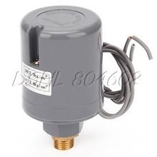 """220 V 2.0 - 3.0 kgf / cm2 1/4 """" rosca macho pressão da bomba de água controlador de interruptor(China (Mainland))"""
