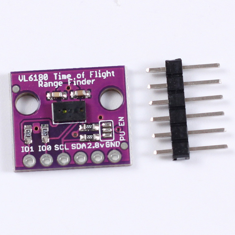 CJMCU-6180 VL6180 Optical Ranging Sensor Accuracy Range Finder Module Ambient Light Module for Arduino
