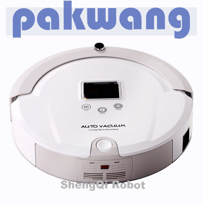 Free to Russia,Robot Vacuum Cleaner,Wet & Dry Mop,TouchScreen,with Tone,Schedule,VirtualWall,SelfCharge,vacuum cleaner water(China (Mainland))