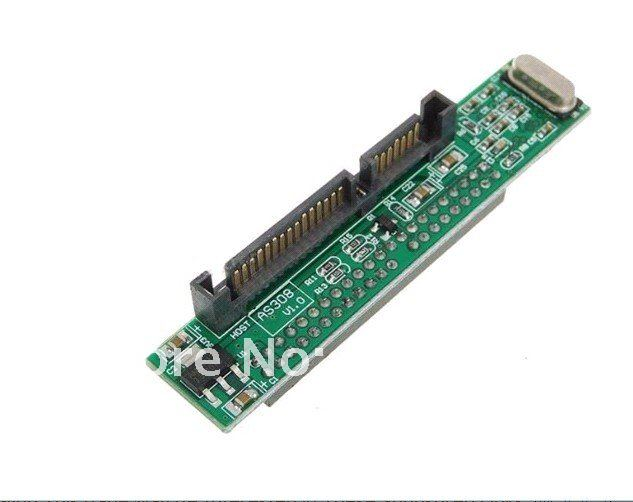 Free Shipping  2.5 IDE Female HDD SSD to 7+15P SATA Adapter Converter<br><br>Aliexpress