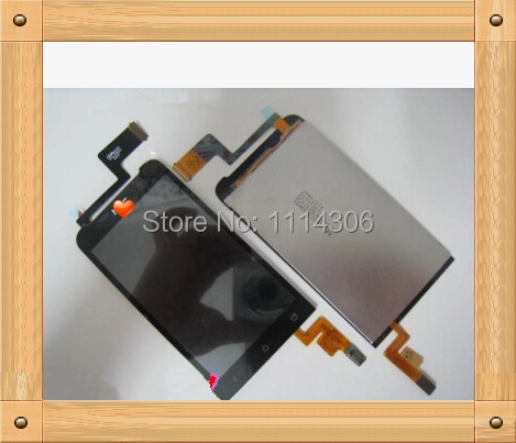 cell phone android replacement parts lcd display screen for htc one v g24 t320e+touch digitizer assembly free shipping