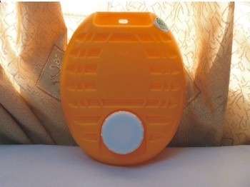 New style eco-friendly hot water bottle challenge po woman soup warm water bottle cooler bag 650ml