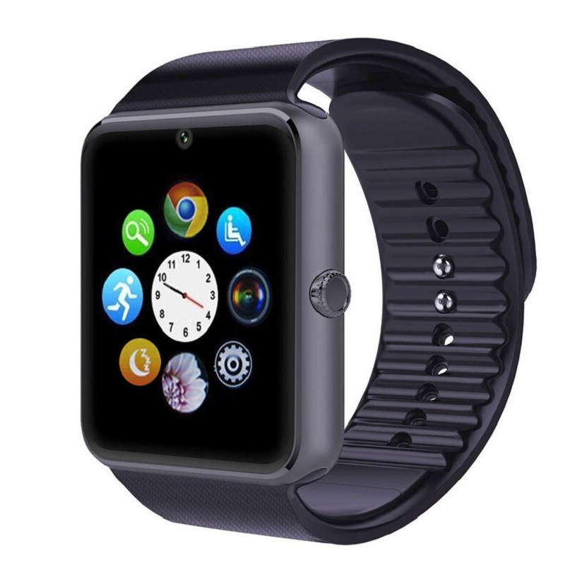Smart Watch GT08 Clock sync Sim Card Bluetooth For apple Android Smartwatch Phone For IOS android OS smartwatch phone whatsapp(China (Mainland))