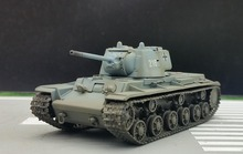 Buy TRUMPETER 1:72 World War II German 1941 KV1 heavy tank model 36293 Favorites Model for $19.60 in AliExpress store