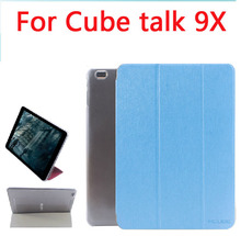 For Cube Talk 9X U65GT Holsteins Protective Case Belt 9.7