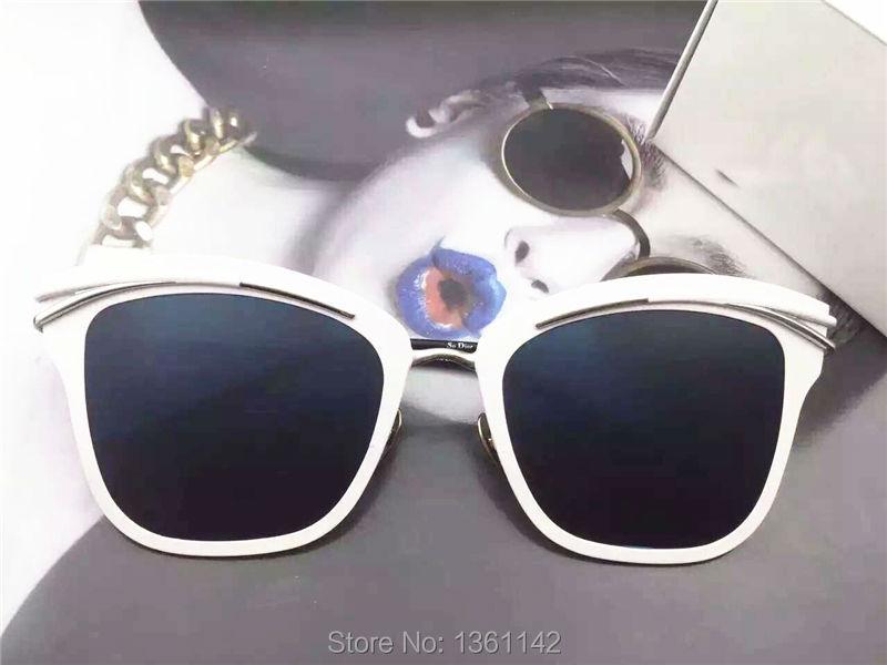 New Vintage Plastic Frame Sunglasses Women Men Full Frame Sunglasses Brand Designer Cat Eye SunglassesОдежда и ак�е��уары<br><br><br>Aliexpress