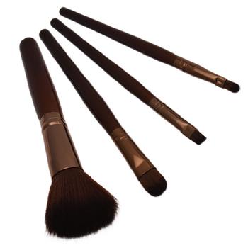 Лучшее предложение женщины профессиональный 4 шт макияж кисть комплект инструмент ...
