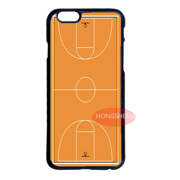Basketball Court Case for LG G2 G3 G4 iPhone 4S 5 5S 5C 6 6S Plus iPod 4 5 6 Samsung Note 2 3 4 5 S2 S3 S4 S5 Mini S6 Edge Plus(China (Mainland))