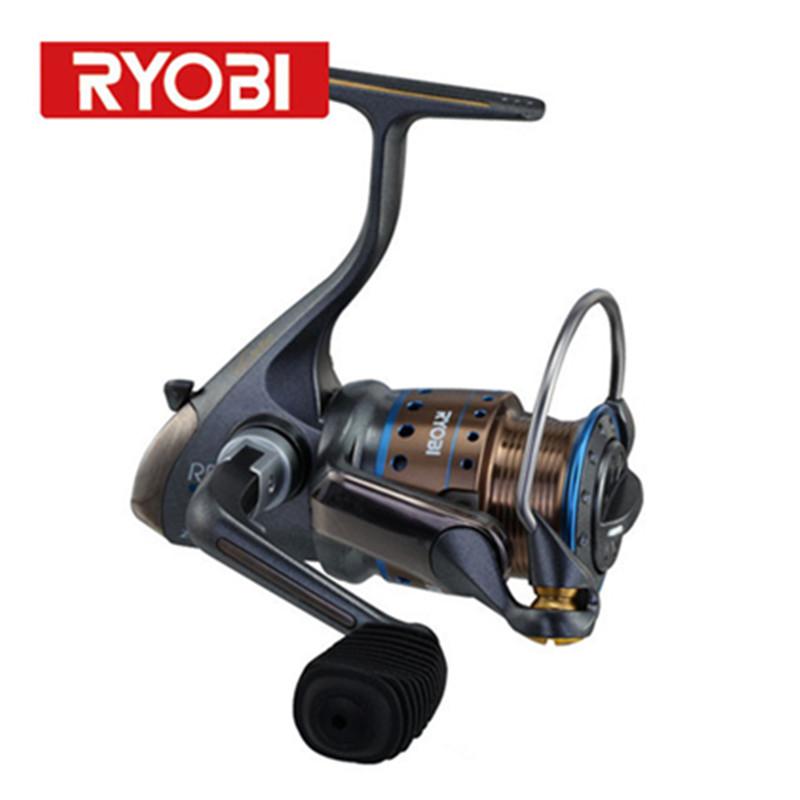 Ryobi original fishing reel zester1000 5bb 5 0 1 spinning for Ryobi fishing reel