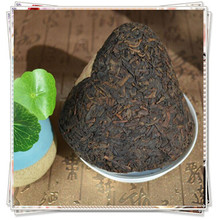 Pu erh tea 2006 production of Panchen tight Tuo black tea resin puer  Mushroom tuo cha chinese slimming   keep fit gift tea