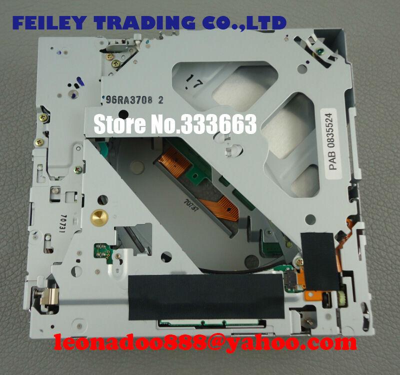 Brand new Matsushita 6 CD changer 19Pin connector mechanism E-9060A for AUDIA6 A4 A8 MMI 4E0 035 111 SAAB MAZDA HONDASubaru Reiz(China (Mainland))