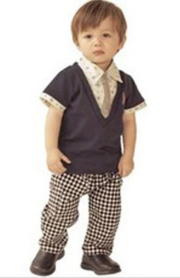 Discount Kids Designer Clothes boy clothing set