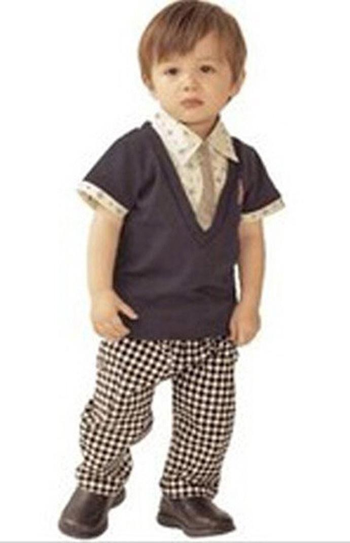 Discount Kids Designer Clothes boy clothing set