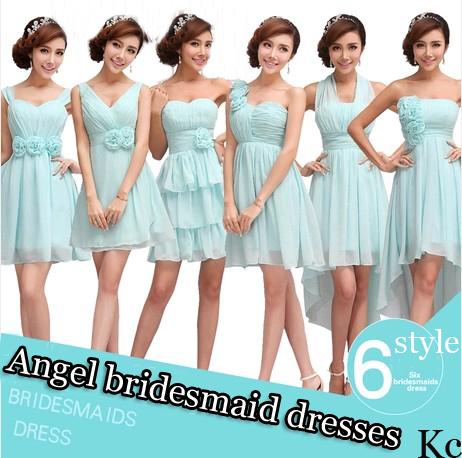 Bridesmaid Dresses Design