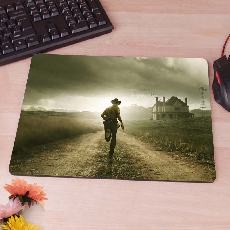 Dragonball Z wallpaper Gaming Rectangle Silicon Durable Mouse Pad Computer Mouse Mat