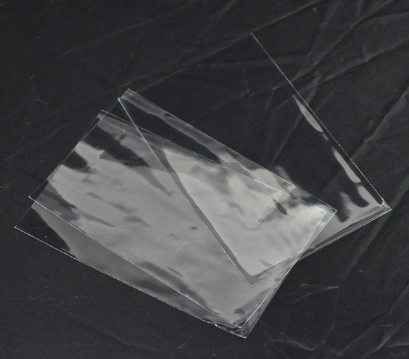 100PCs Clear Plastic Bags OPP Bags Transparent Plastic Packaging Bags 17.5x11cm sacolas plasticas bolsa plastico(China (Mainland))