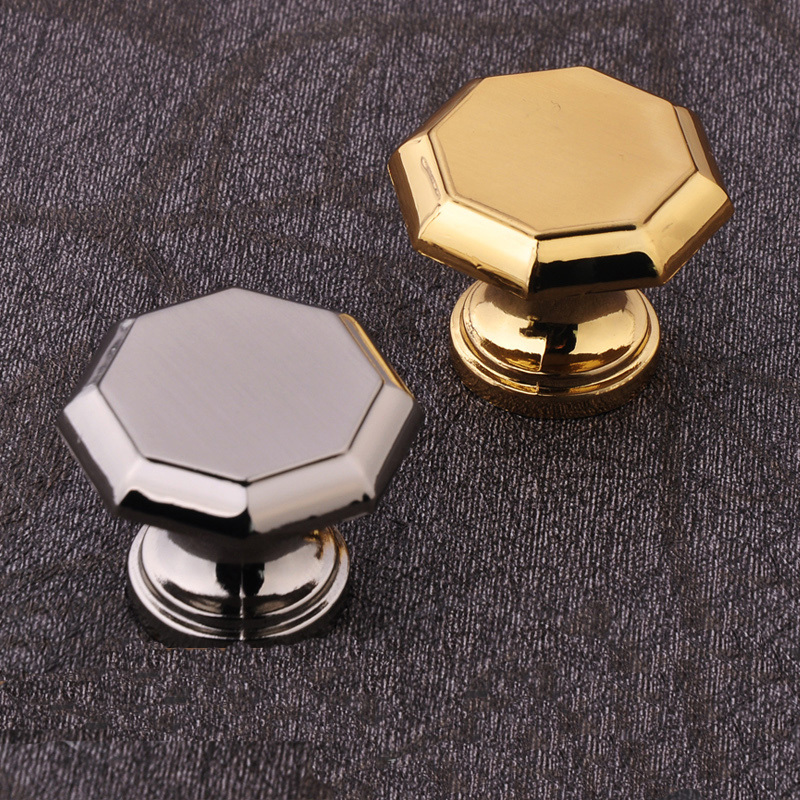 Гаджет  Single Hole 30mm Silver and gold zinc Alloy Cupboard Wardrobe Knob Drawer Door Handle Pull  furniture handle drawer knobs None Мебель