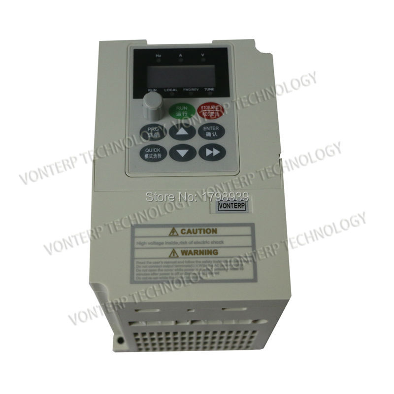 1.5kw VFD inverters 1500watt 380V AC Variable Frequency Drives for 1.5KW 0-300Hz<br><br>Aliexpress
