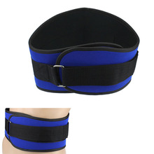 Hot Sale 2014 1PC Gym Back Waist Support Power Training Fitness Weight Lifting Belt shopping