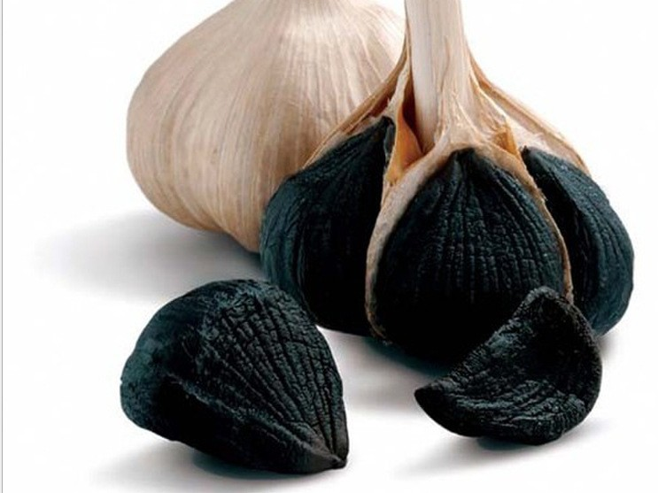 Fermented black garlic Anti-Cancer Regulate Blood Sugar Balance Health Care black-garlic cheap