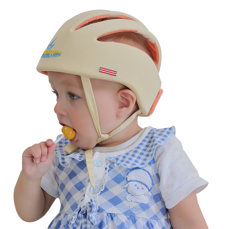 Kids Girls Boys Baby Toddler Safety Helmet Infant Protective Hat Headguard Hat Adjustable Safety Protective Harnesses Cap(China (Mainland))