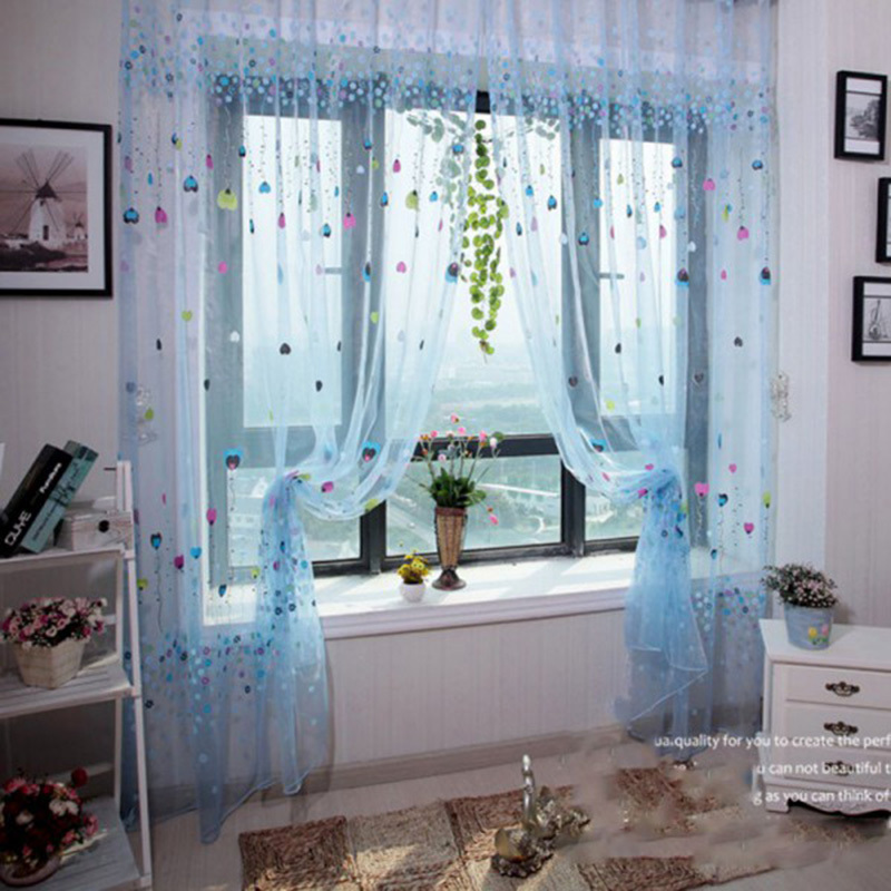 ... Curtains-for-Living-Room-Voile-Tulle-Door-Curtains-Drape-Panel-Sheer