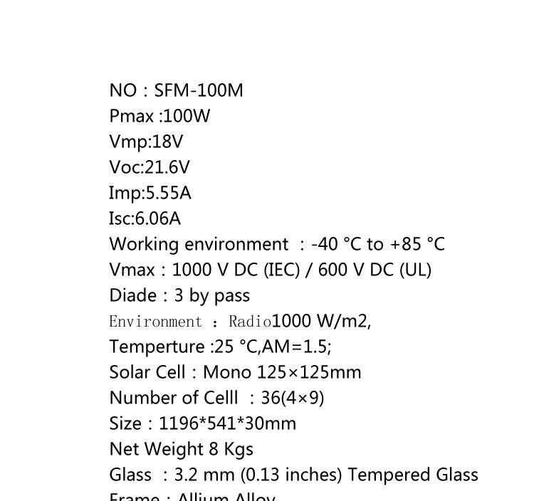 Car Transistor Radio Schematic besides Cable Dc To Ac Power Supply Schematic besides 10w Solar Panel Wiring in addition Suntye 100w Solar Panel likewise Solar Battery Minder 40W Solar Package Incl  Solar Controller Charges Max 2. on 100w 12v solar battery charger circuit