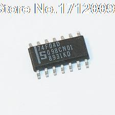 (20 pieces) 74F04D MOTOROLA F04 SOP-14 the original in stock(China (Mainland))