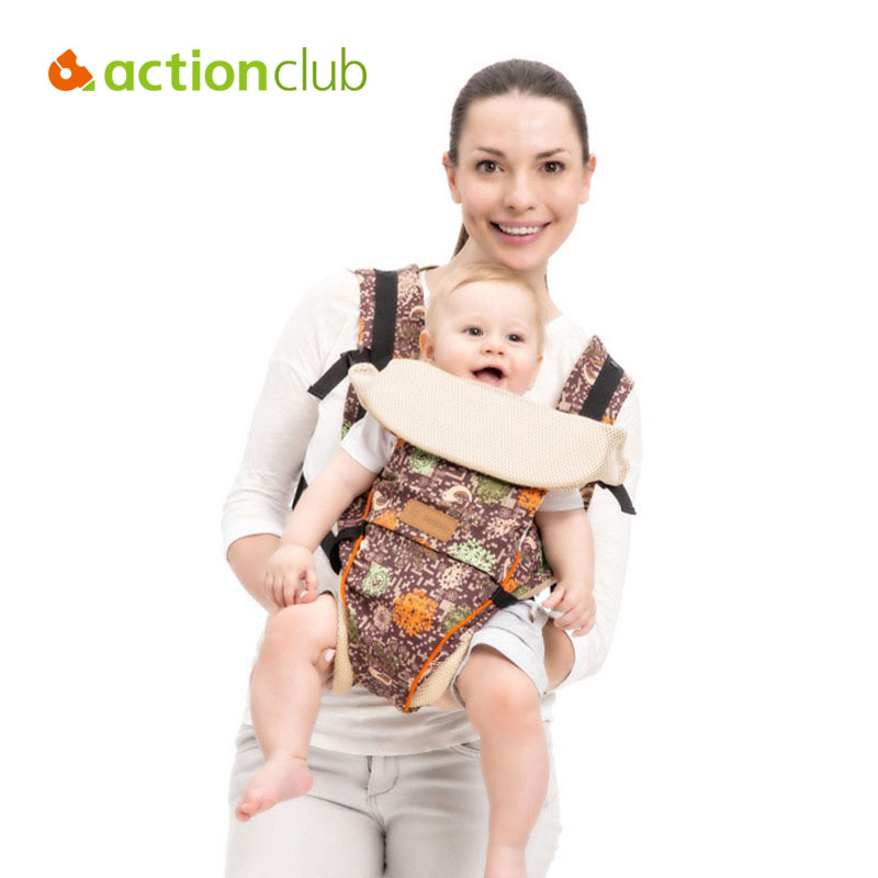 Baby Carrier Ergonomic Sling Mochilas Hipseat Canguru Backpack Wrap 360 Infant Care
