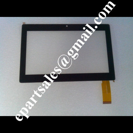 "Promotion original replacement repairment 7"" A13 Q8 Q70 II III 2/3 Gen touch panel touchscreen black/white(China (Mainland))"