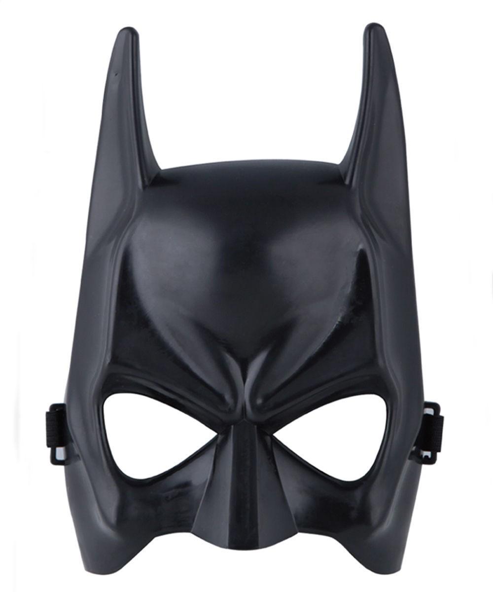 1pcs Hot Halloween Batman Mask Adult Black Masquerade Party Carnival Dressing Upper Half Face Mask For Man Cool Face Costume Kit(China (Mainland))