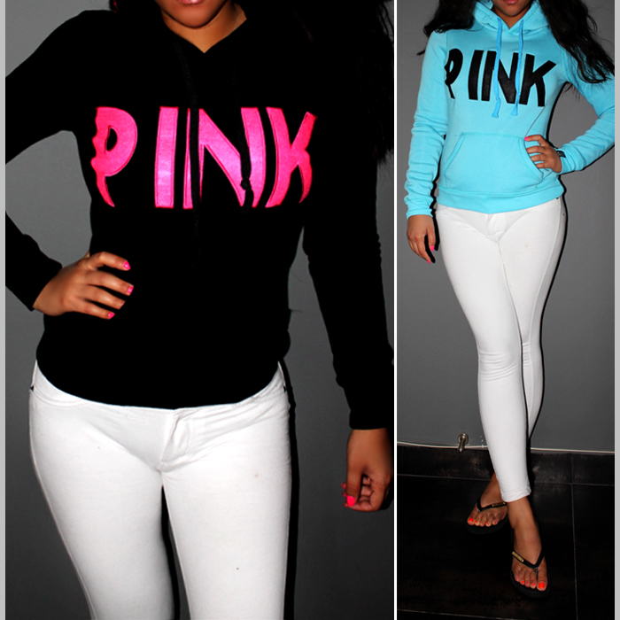 Cheap Pink Sweatshirts | Fashion Ql