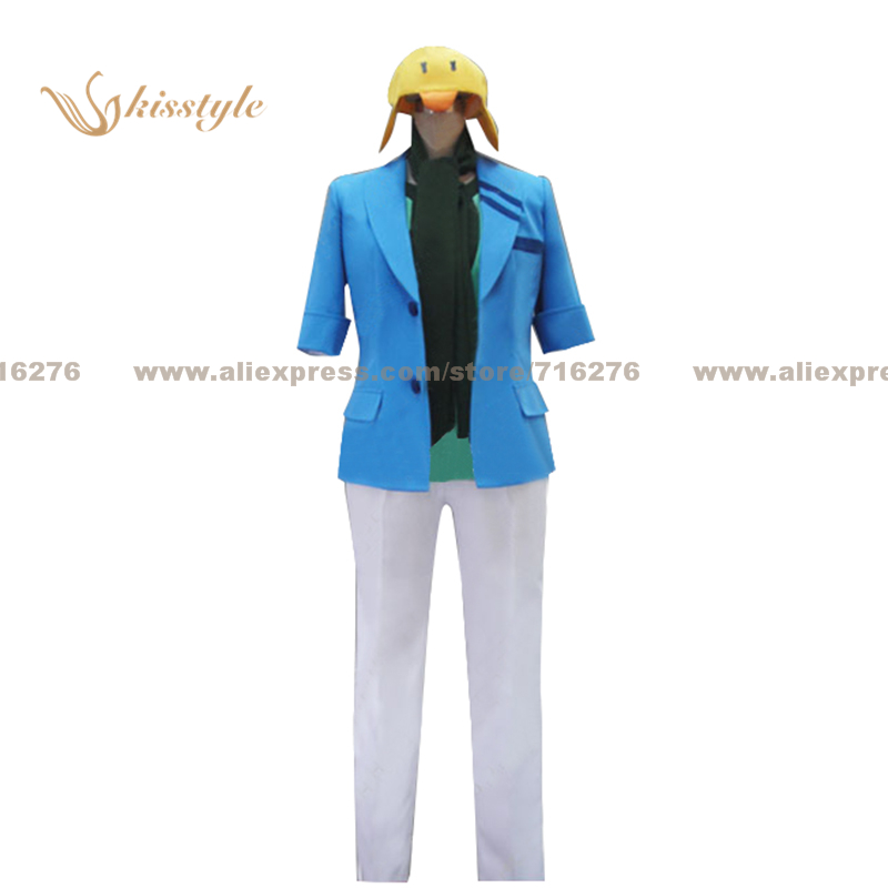 Kisstyle Fashion Uta no Prince-sama Natsuki Shinomiya Blue Uniform COS Clothing Cosplay Costume,Customized AcceptedОдежда и ак�е��уары<br><br><br>Aliexpress