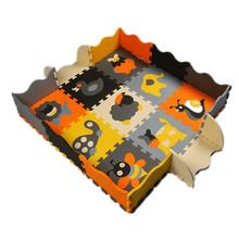 25 Pcs/set Baby floor mats EVA Animals floor pad foam crawling mat kids play mats Children jigsaw puzzle pads(China (Mainland))