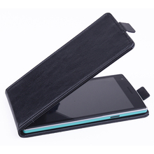 100pc/lot case for Elephone G4 Flip Leather Case Good Quality Black Colors Flip Case for Elephone G4 Free Shipping
