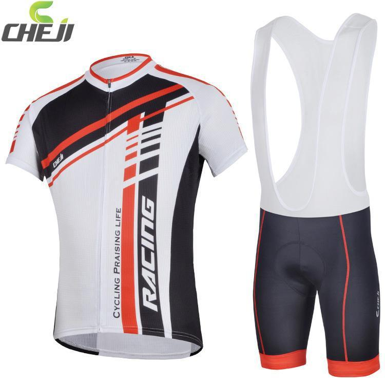 2015 Newest Cycling Jersey Sets Breathable Rock Racing Bicycle Suit Vest Strap Cycling Pants with Bib without Bib<br><br>Aliexpress