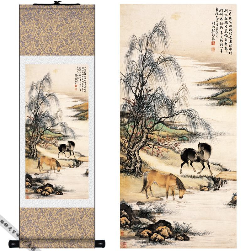 achetez en gros cheval aquarelle en ligne des grossistes cheval aquarelle chinois aliexpress. Black Bedroom Furniture Sets. Home Design Ideas