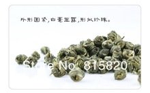 Jasmine Pearl Tea, Fragrance Green Tea, 110g,Free Shipping