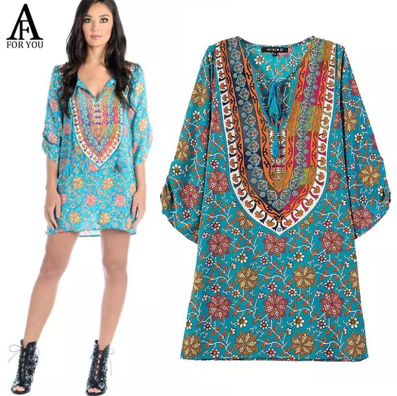 Indian style summer dresses