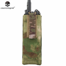 Buy Emerson MOLLE CP AVS Style PRC148/152 Radio Walkie Talkie Pouch Airsoft Paintball Carry Pouch Hunting Accessories EM8334 AT-FG ^ for $13.67 in AliExpress store