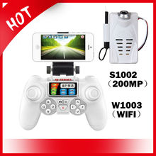 2MP 4GB FPV HD Aerial W1003 WIFI Mini Camera for X300-1 X300-2 T40 RC Quadcopter Drone
